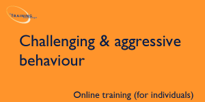 Challenging & aggressive behaviour (online for individuals)