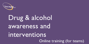 Drug & alcohol awareness and interventions (online for teams)