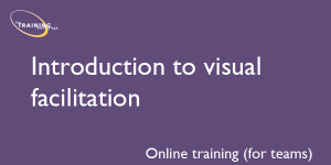 Introduction to visual facilitation (online for teams)