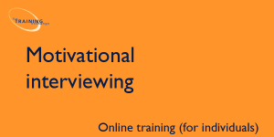 Motivational interviewing 2 day (online for individuals)
