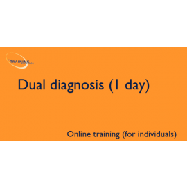 Dual diagnosis 1 day (online for individuals)