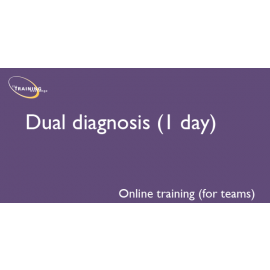 Dual diagnosis 1 day (online for teams)