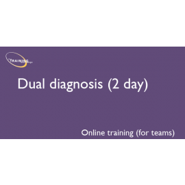 Dual diagnosis 2 day (online for teams)