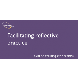 Facilitating reflective practice (online for teams)