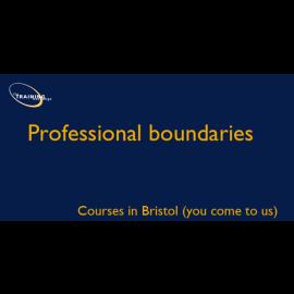 professional-boundaries-bristol-course